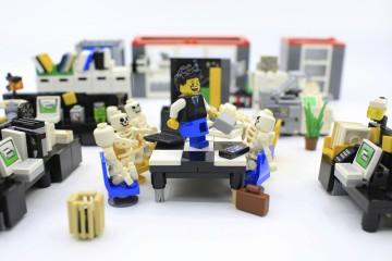 LEGO kundeservice